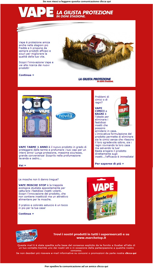 Vape Newsletter